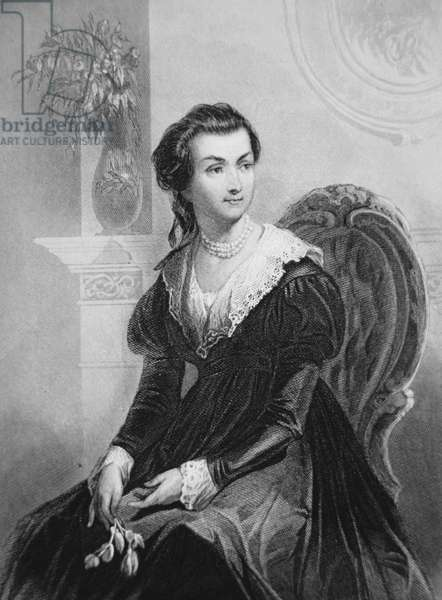 Abigail Smith Adams (1744-1818) (lithograph)