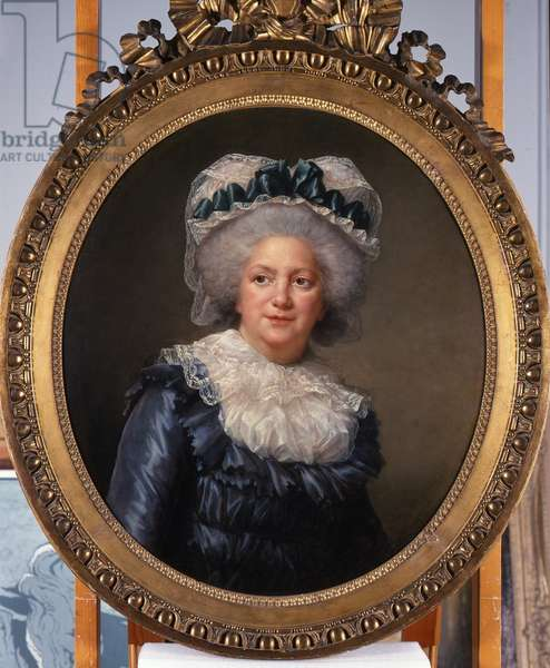 Madame Victoire, 1791 (oil on canvas)
