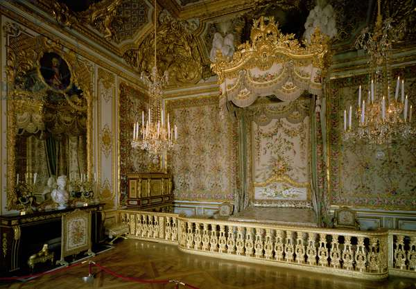 The Chambre de la Reine (Queen's Bedroom) (photo)
