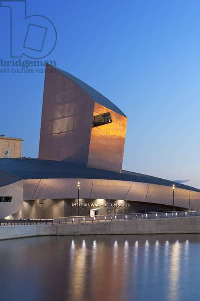 Imperial War Museum North (photo)