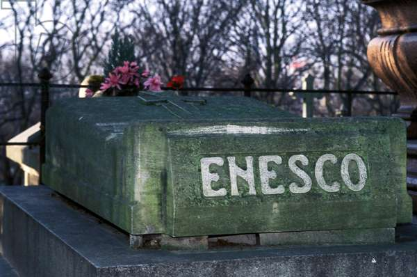 ENESCU Georges  -