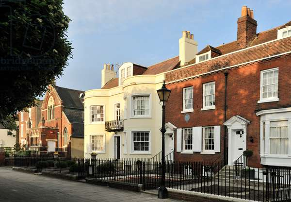 Dickens birthplace