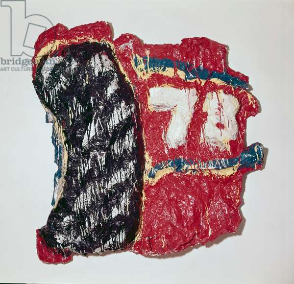 78 by Claes Oldenburg, sculpture, born 1929