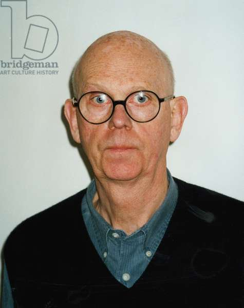 Claes Oldenburg, American Pop Art artist (photo)