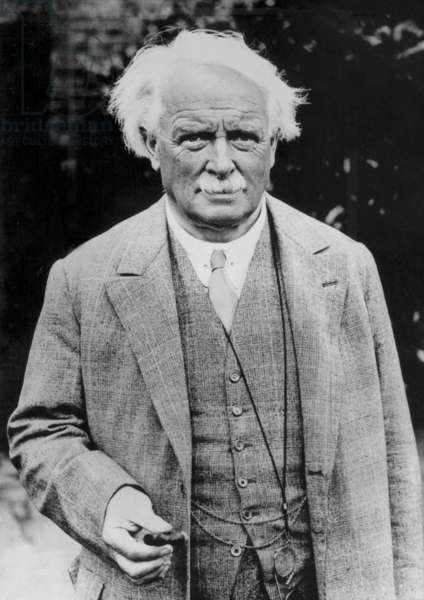 David Lloyd George, 1939 (b/w photo)
