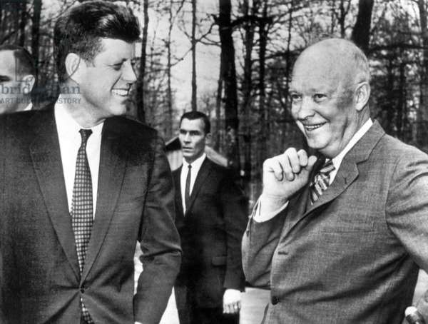 what evaluation can be made of the leadership styles presidents dwight eisenhower and john kennedy t Kennedy assassination essays (examples)  evaluation made leadership styles presidents dwight eisenhower john kennedy made  when joseph kennedy made an.