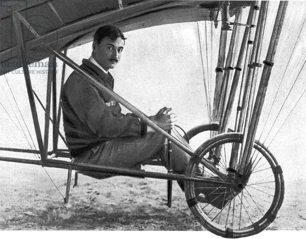Roland Garros (1888-1918) French pioneer of aviation