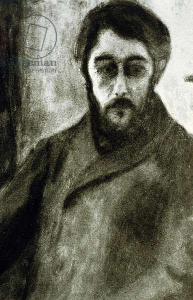 Self portrait (litho)