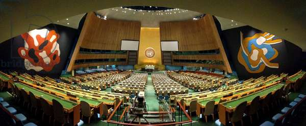 United Nations General Assembly, 2012