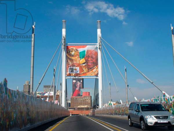 Nelson Mandela  Bridge (photo)