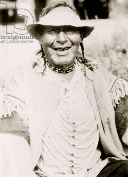 White Dog - American Indian (photo)