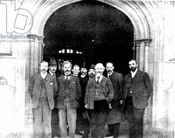 Members of British Labour Party in 1906