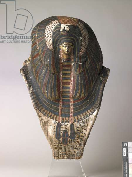 Religion; Coffin; Mummy Mask