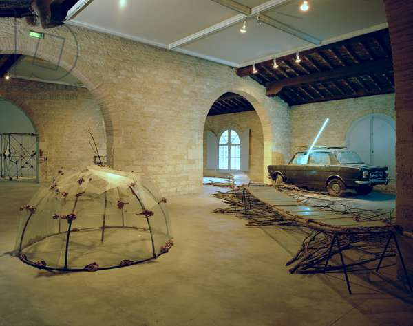 What's to be Done? 1969, shown here in an exhibition in 1991 (mixed media)