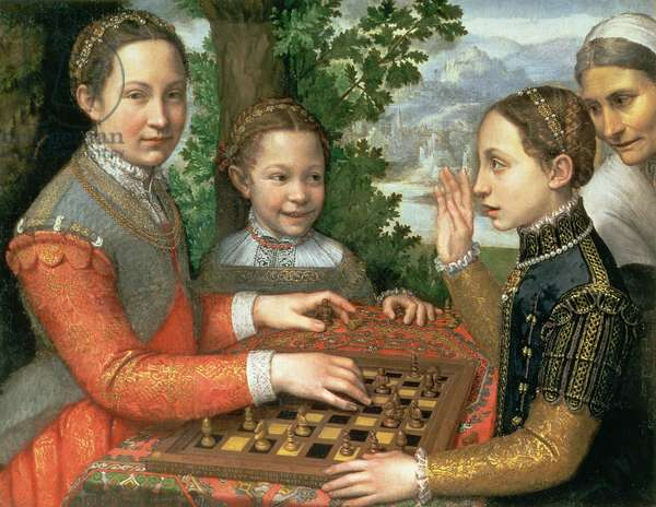 Game of Chess, 1555