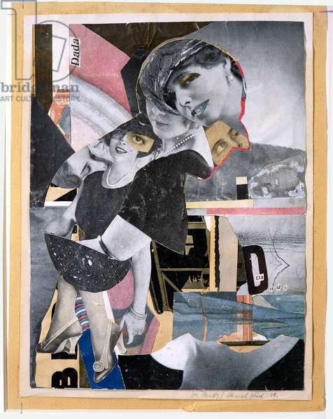 Da Dandy, 1919 (photomontage)