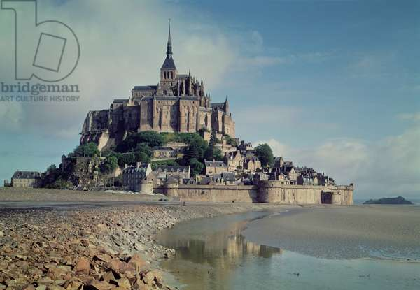 Mont Saint-Michel (photo)