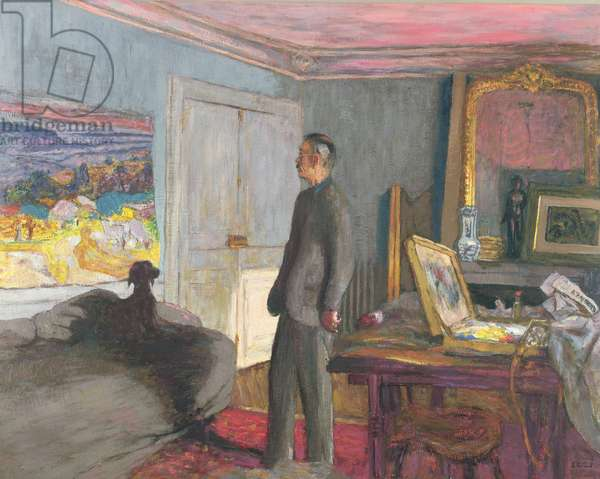 Pierre Bonnard (1867-1947) 1935 (oil on canvas)