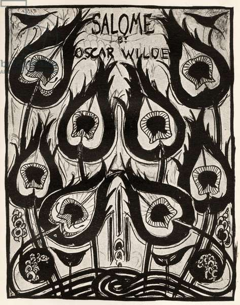 Salome, Cover Design by Beardsley