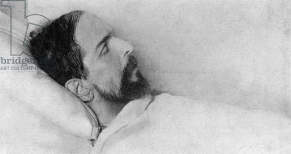 Claude Debussy on his