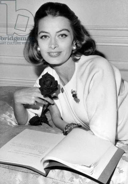 The French Actress Capucine Will Play The Role of Josiane in The Tvmovie