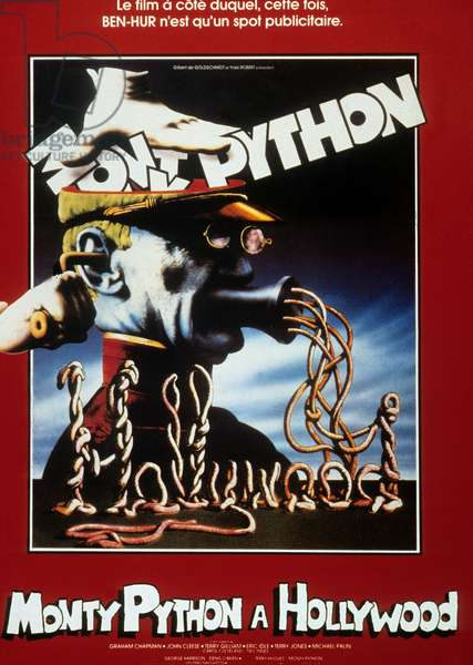 Monthy Python a hollywood (Monty Python Live at the Hollywood Bowl) de TerryHughes et IanMacNaughton 1982