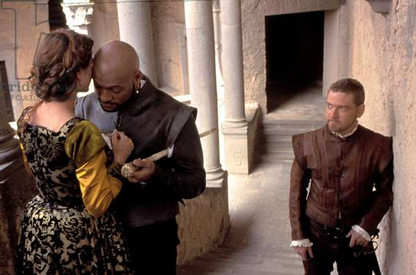 OTHELLO de OliverParker avec Kenneth Branagh, Laurence Fishburne, Irene Jacob, 1995
