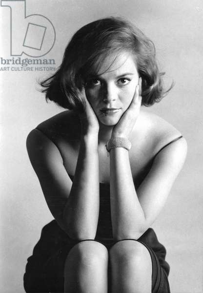 he American Actress Natalie Wood photographed c. 1965