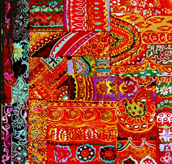 Indian Embroidey